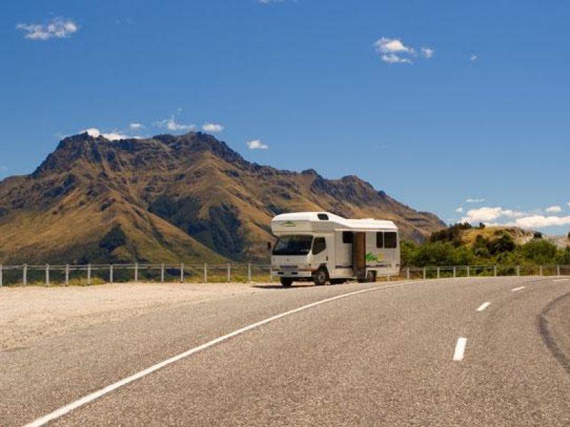 new zealand united berth campervan