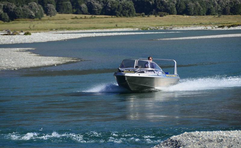 new zealand wanaka siberia experience jet boat