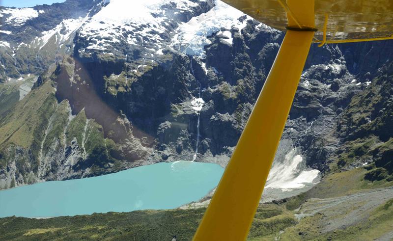 new zealand wanaka siberia experience scenic flight