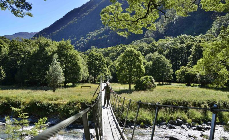 new zealand wanaka siberia experience wilderness hike