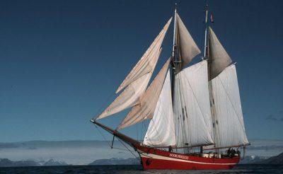 noorderlicht polar sailing vessel