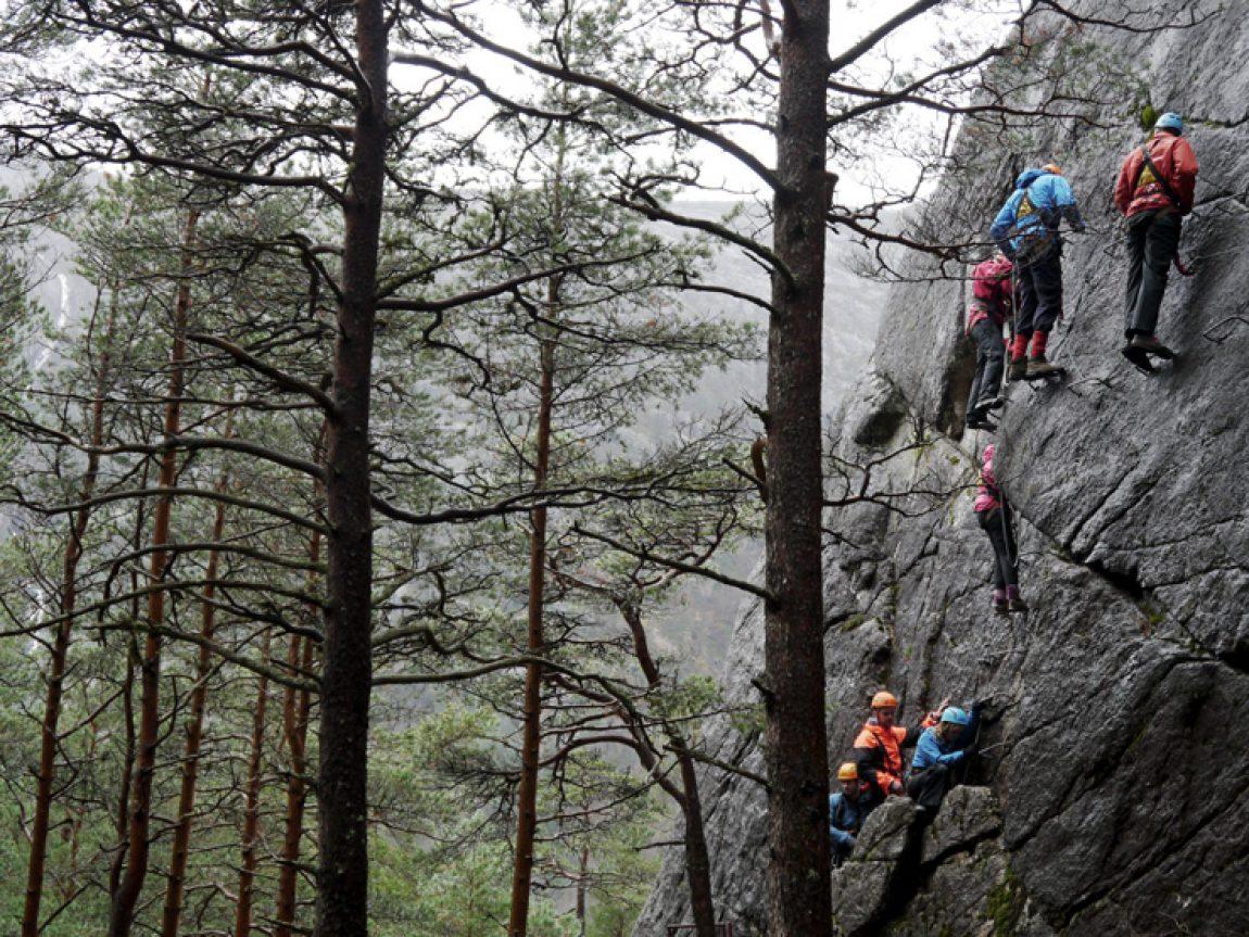 norway climbing blog