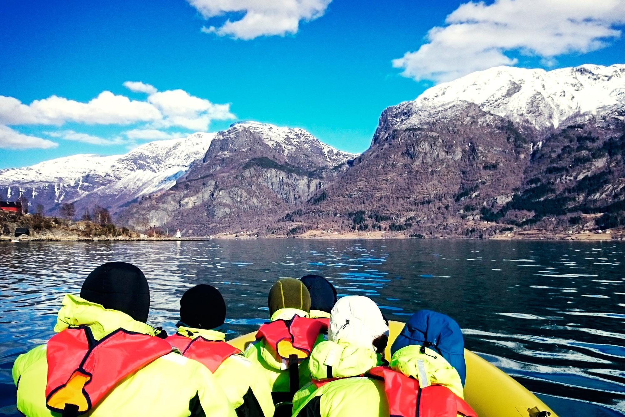 norway fjords balestrand rib adventure pov fjdad