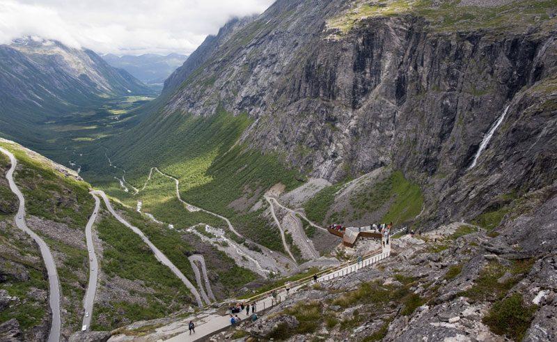 norway fjords trolls ladder vn