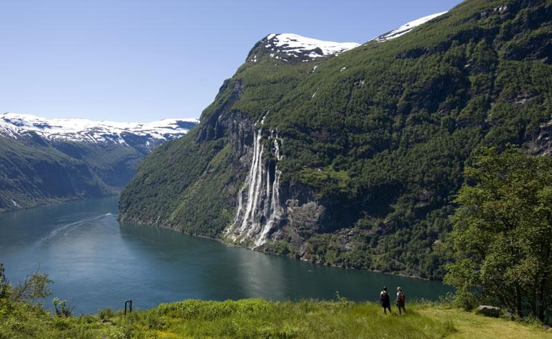 norway school trips geirangerfjord vn