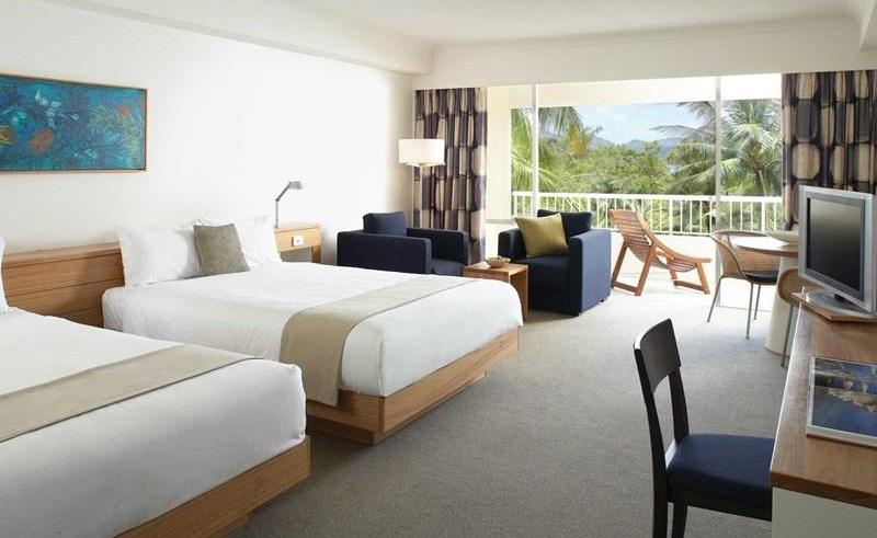 reef view hotel garden view room