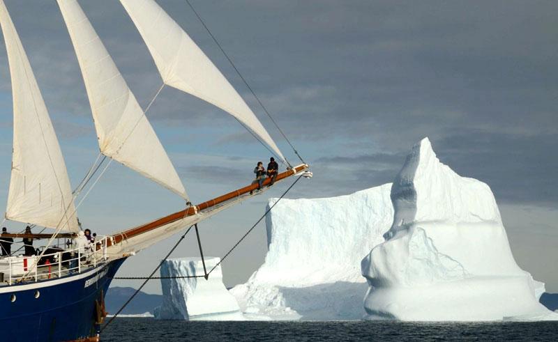 rembrandt van rijn bow iceberg oc