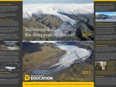 solheimajokull poster thumb