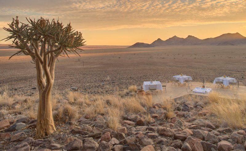 sossusvlei desert lodge landscape