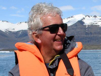 teacher tour leader roger birch