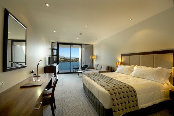 the rees hotel and luxury apartments room