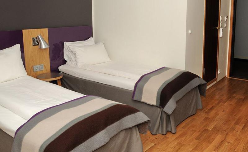thon hotel maritim standard room twin