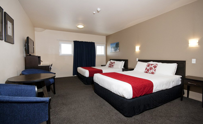 copthorne grand hotel new plymouth superior twin room
