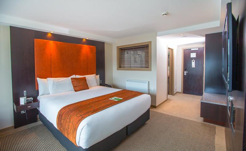 copthorne oriental bay wellington superior double room