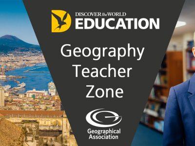 geography teacher zone header