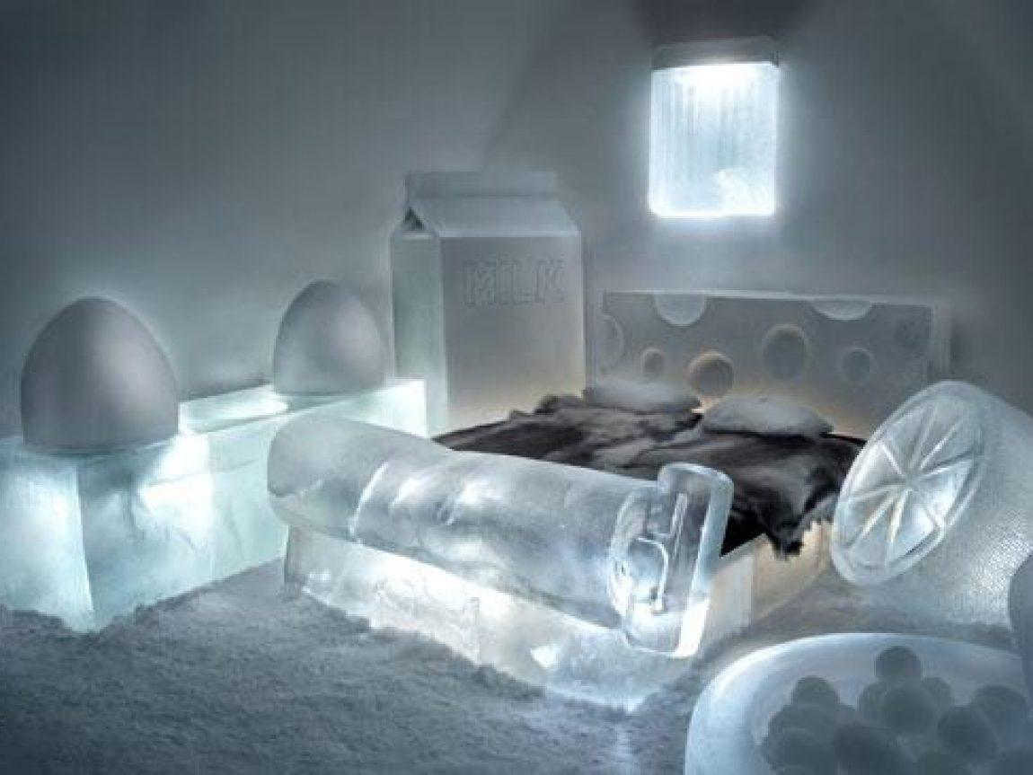 icehotel frigidare