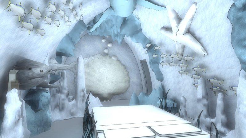 icehotel19 design art suite the living ocean suite jonathan paul green 2