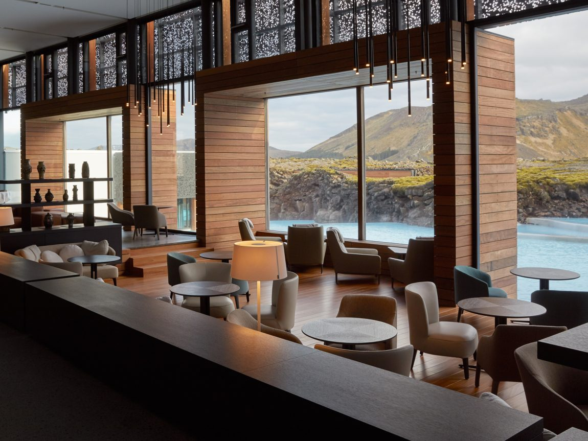 iceland south west blue lagoon retreat dining blr