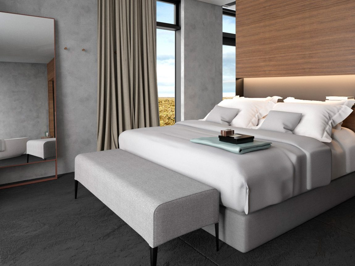 iceland south west blue lagoon retreat moss suite blr