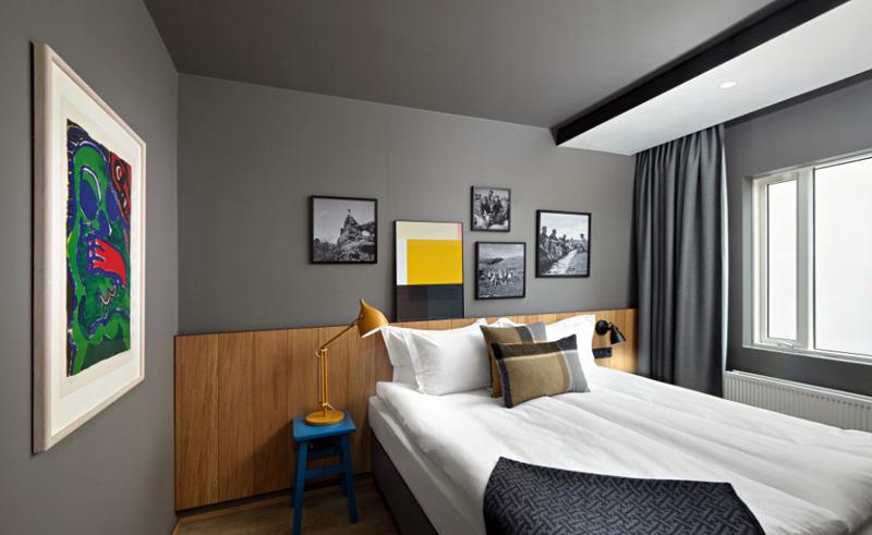 icelandair hotel myvatn bedroom