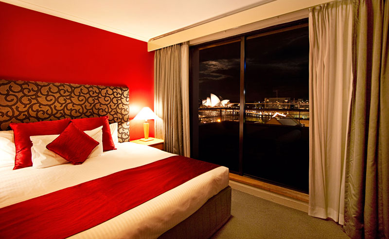 rendezvous hotel sydney the rocks one bed apartment