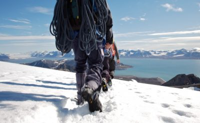 svalbard seed to summit hike htgrtn