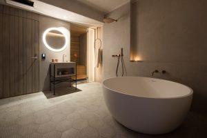 swedish lapland icehotel 365 deluxe suite bathroom ak