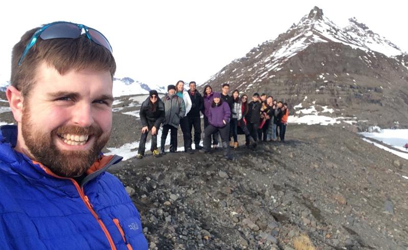 teacher tour leader bill wood