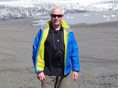 teacher tour leader geoff billington