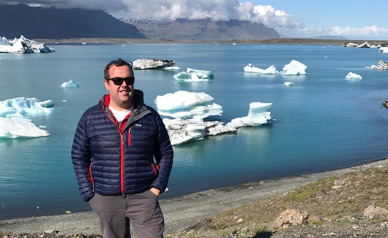 teacher tour leader paul white