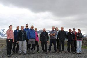 teacher tour leaders in iceland
