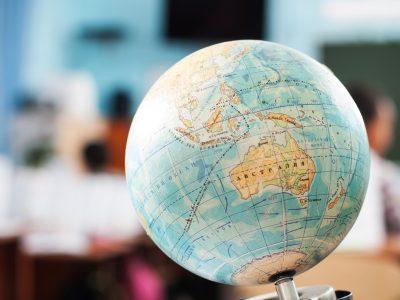 education classroom globe istk