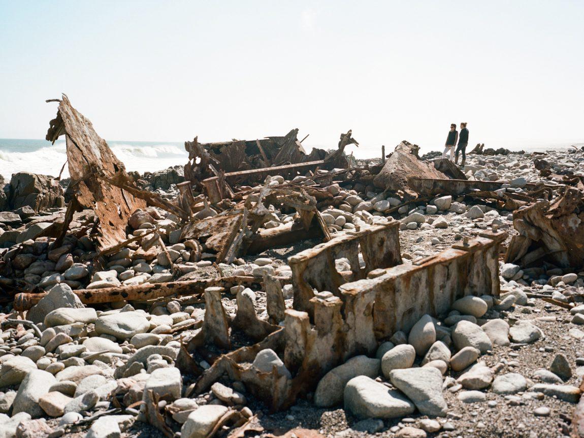 namibia skeleton coast national park landscape