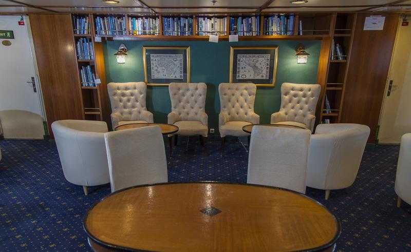 ocean adventurer library