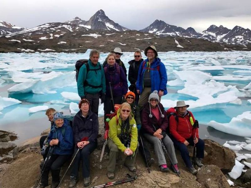 east greenland group photo charlow
