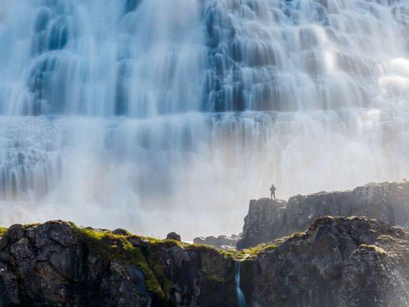 iceland west fjords dynjandi as