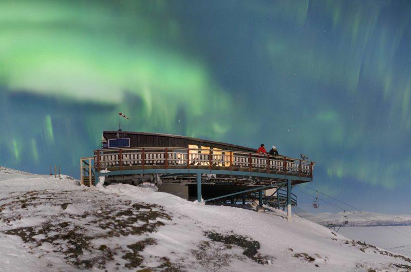 sweden lapland abisko aurora sky station pr