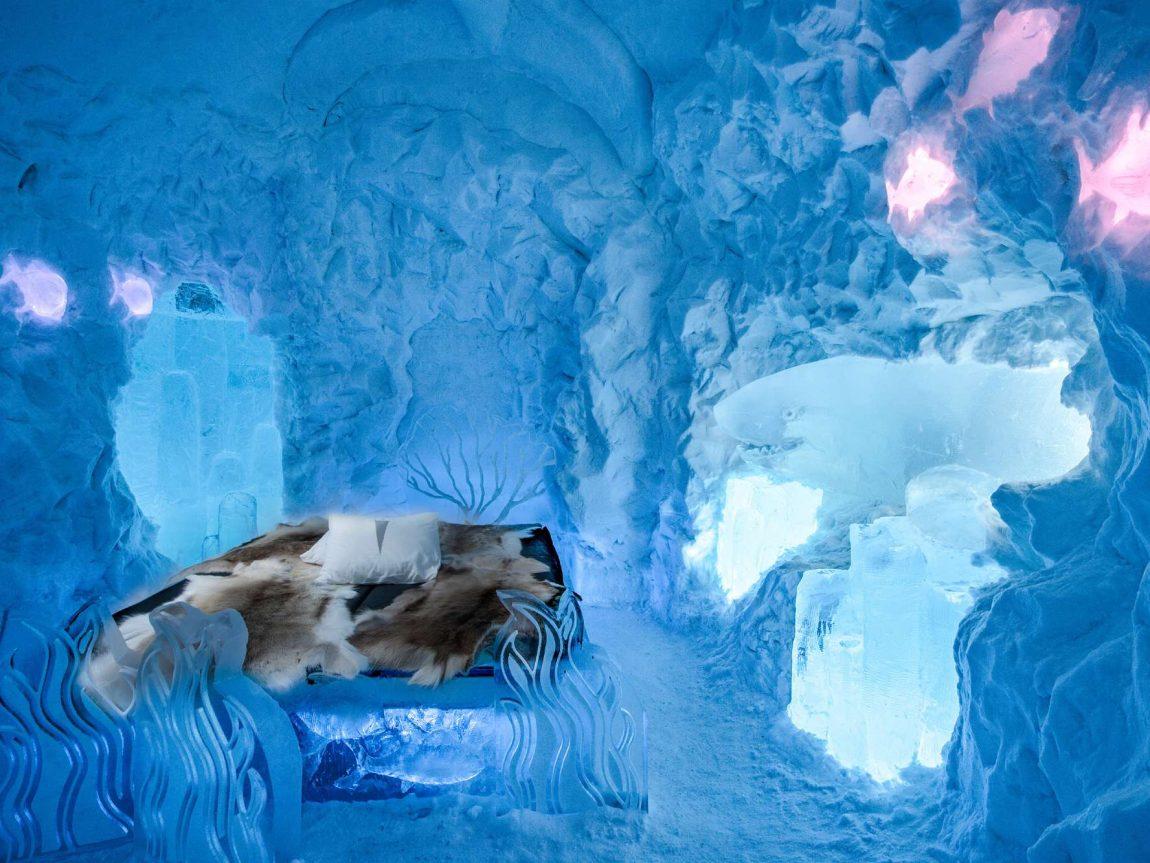 swedish lapland icehotel29 art suite the living ocean ak