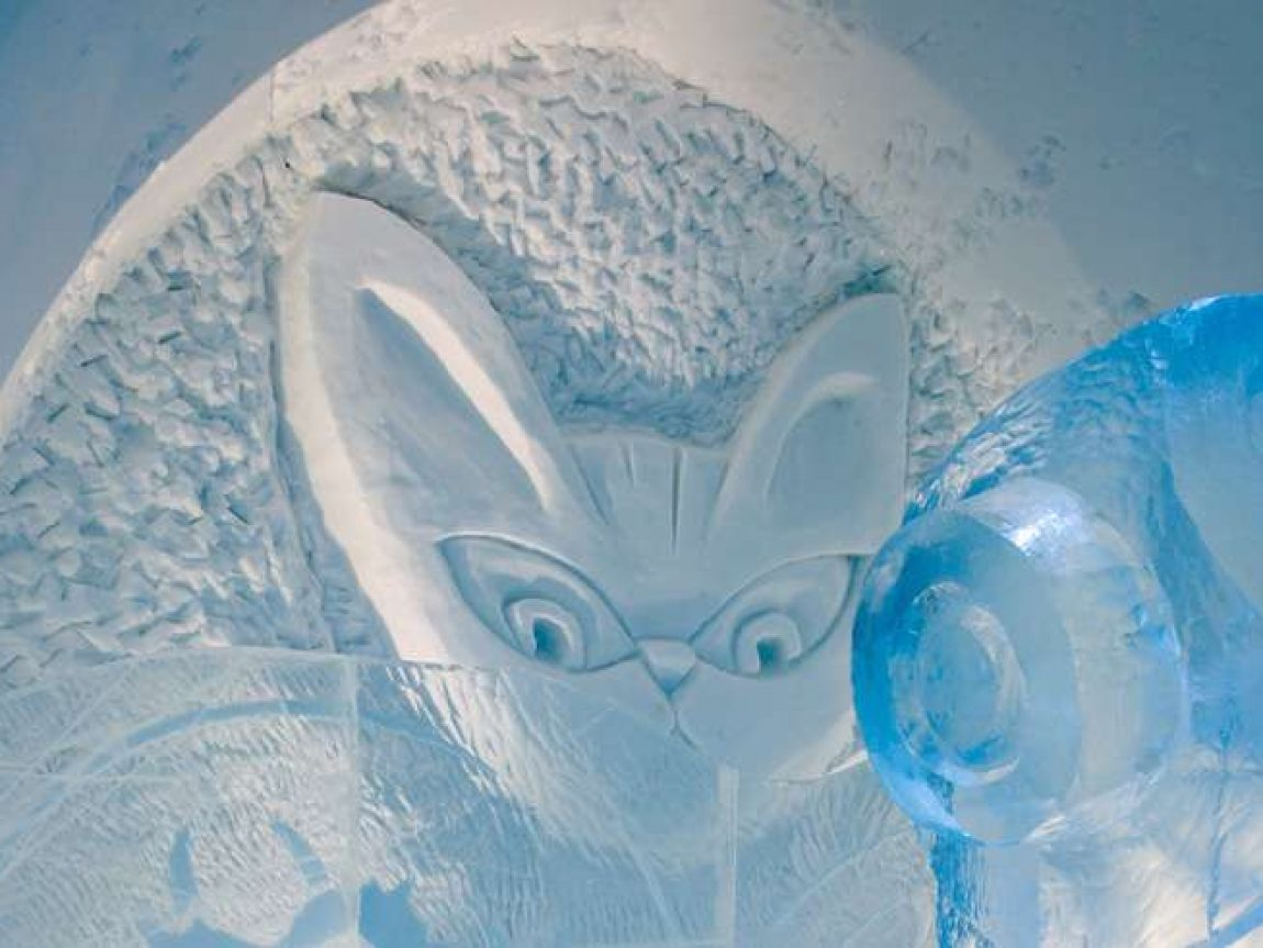 swedish lapland icehotel29 art suite the tao of cat by sonia chow and huschang pourian ak