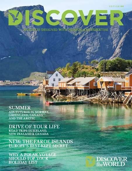 discover magazine jan19