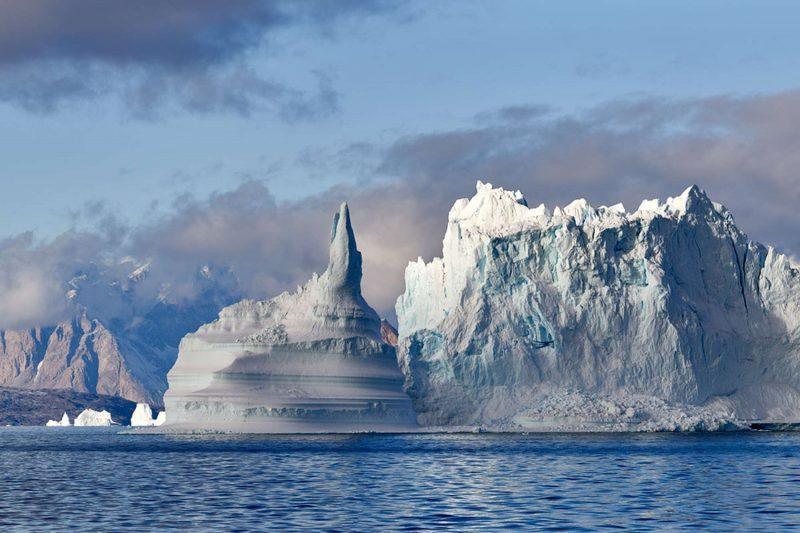 east greenland scoresbysund iceberg rth