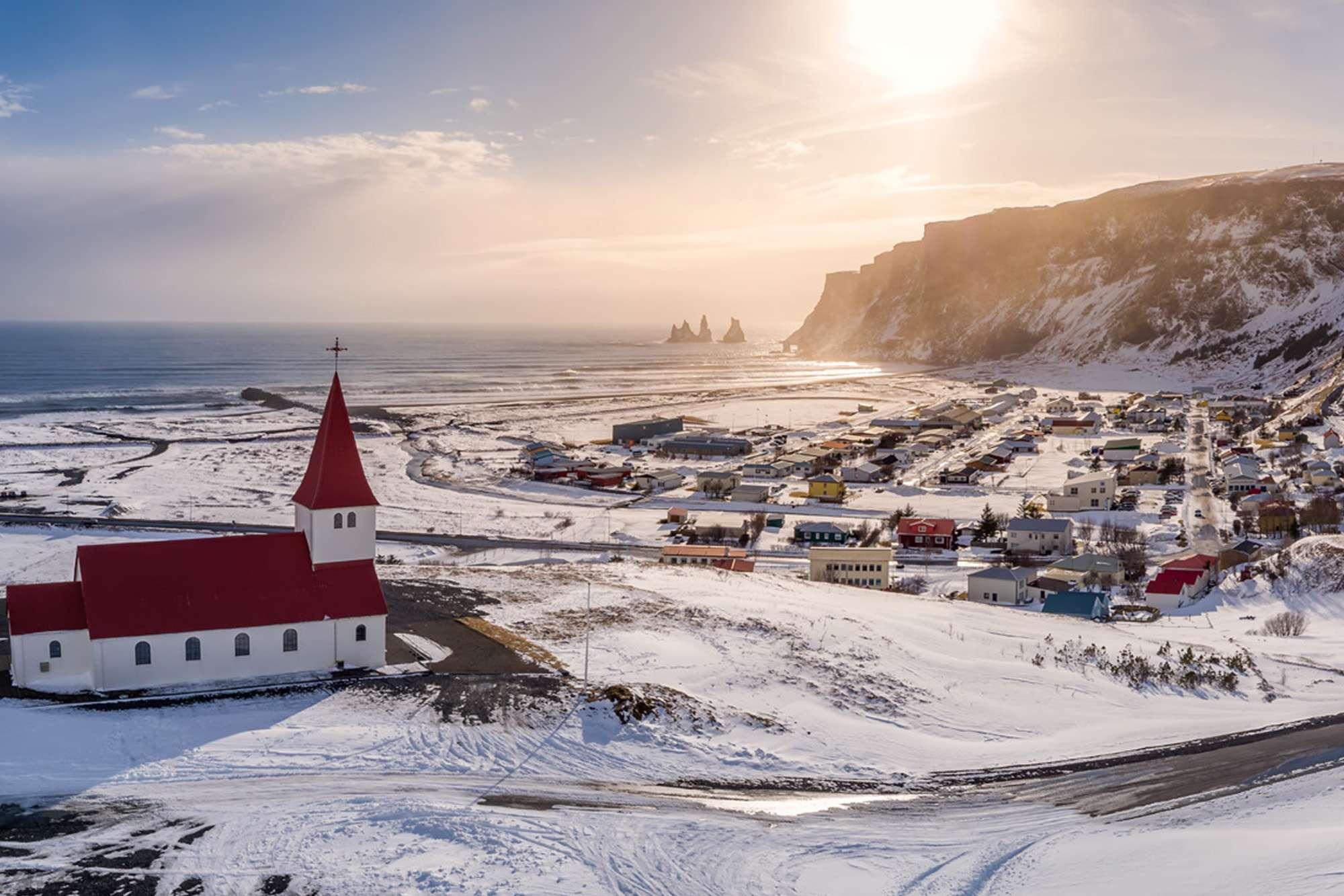 edu vik iceland
