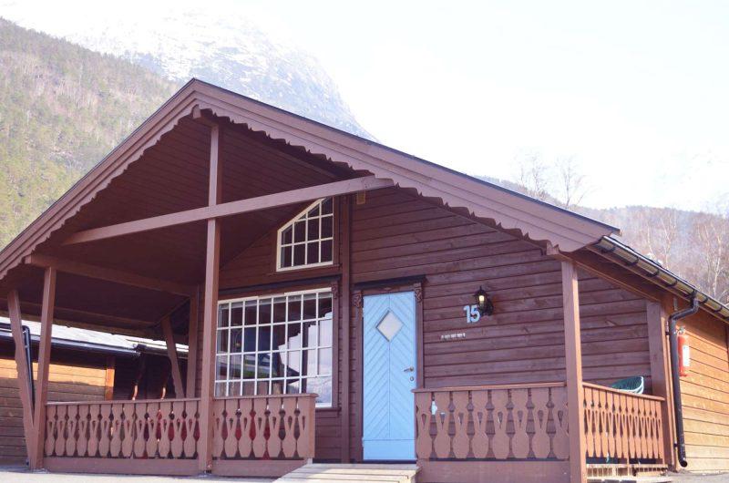 hardangertun cabin
