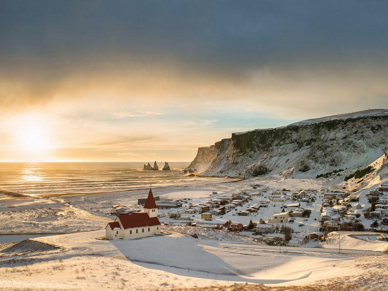 Vík Southern Iceland