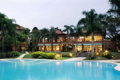 iguazu grand hotel outdoor pool area