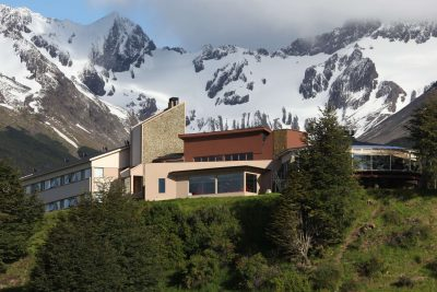 las lengas exterior location mountains