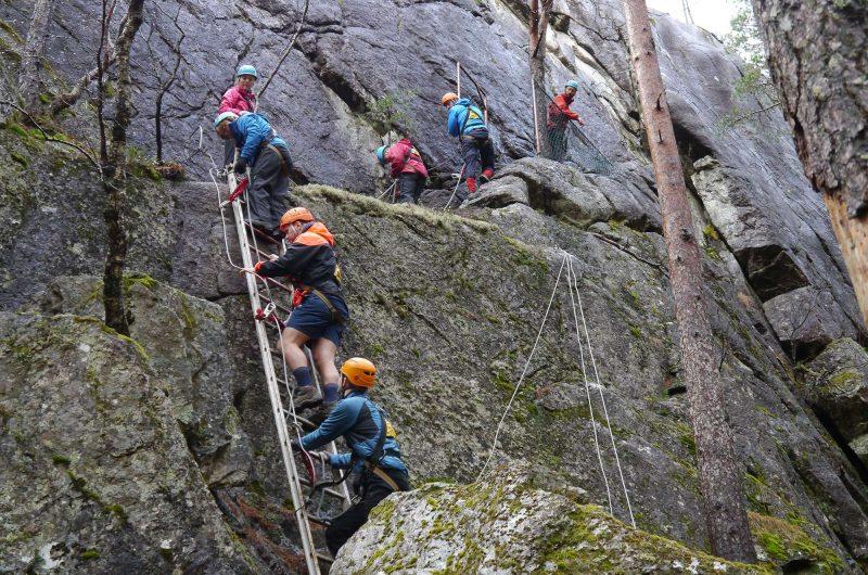norway climbing