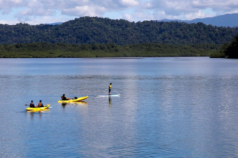 costa rica water activities river kayaking uncr