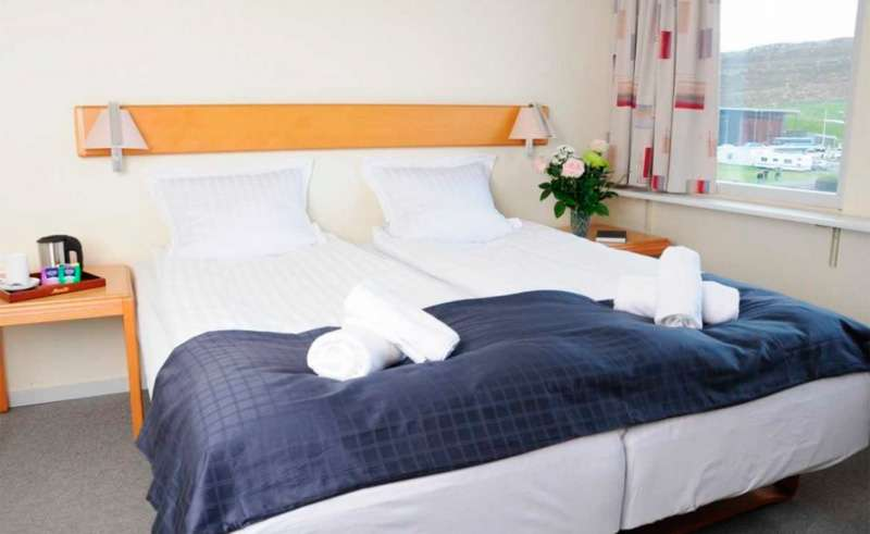 runavik hotel double room