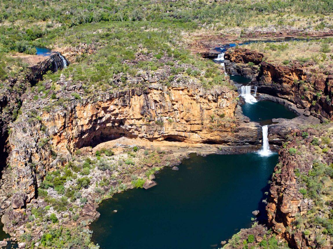 western australia kimberley mitchell falls istk